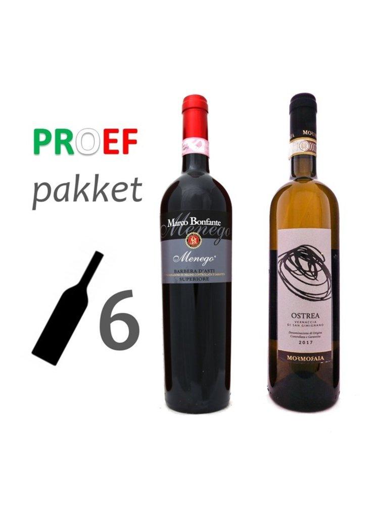 """Proefpakket """"Amici dell'Italia"""""""