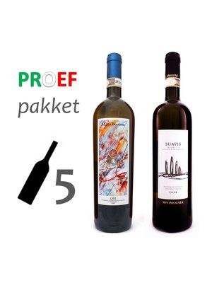 diverse Proefpakket 'Bianco' - witte wijn