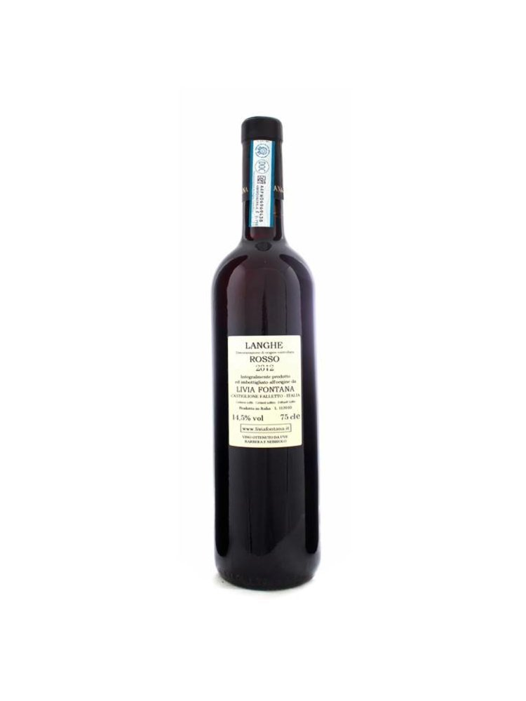 Insieme DOC 2014 Langhe Rosso