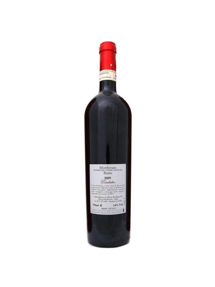 Due di Due Monferrato Rosso  2009 DOC
