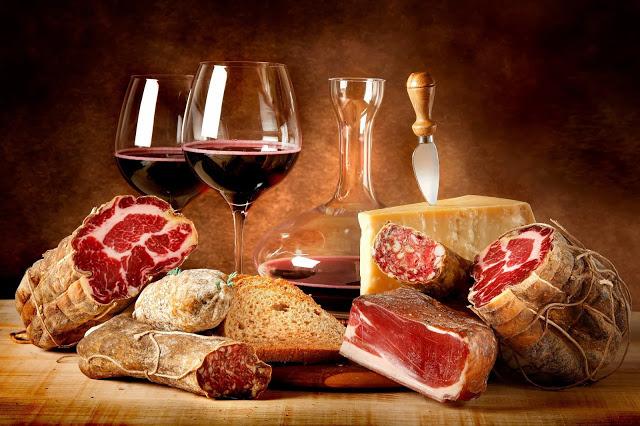 Culinair Italie met Italiaanse wijn