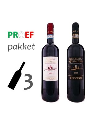 Innocenti Proefpakket Montalcino