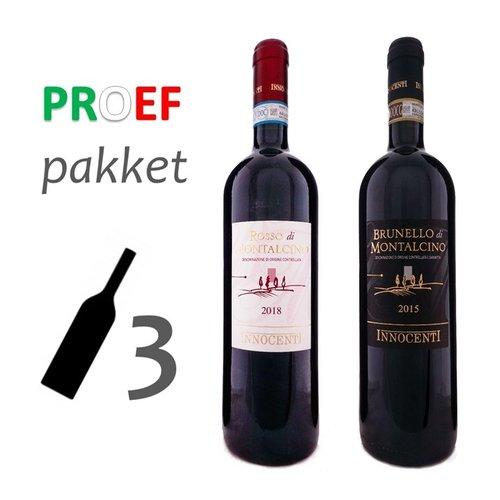Proefpakket Montalcino