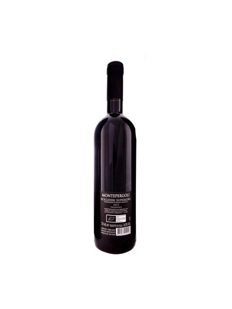 Bolgheri Rosso DOC 2013 - Montepergoli
