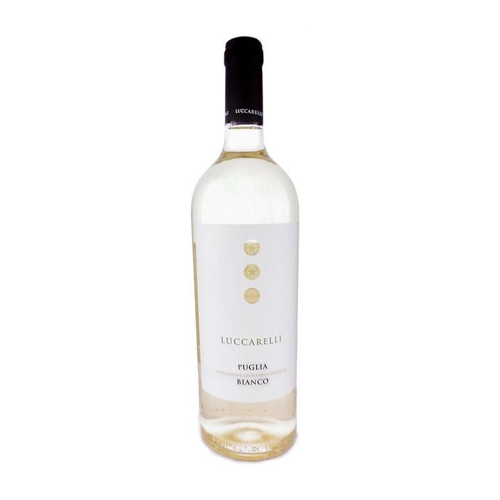 Luccarelli Vini Tre Stelle Bianco Puglia IGP