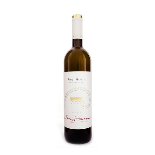 "San Simone ""Prestige"" Pinot Grigio Friuli DOC 2019"