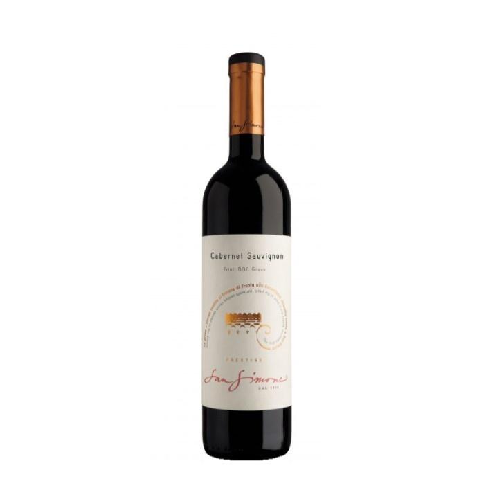 """San Simone """"Prestige""""  Cabernet Sauvignon Friuli DOC"""