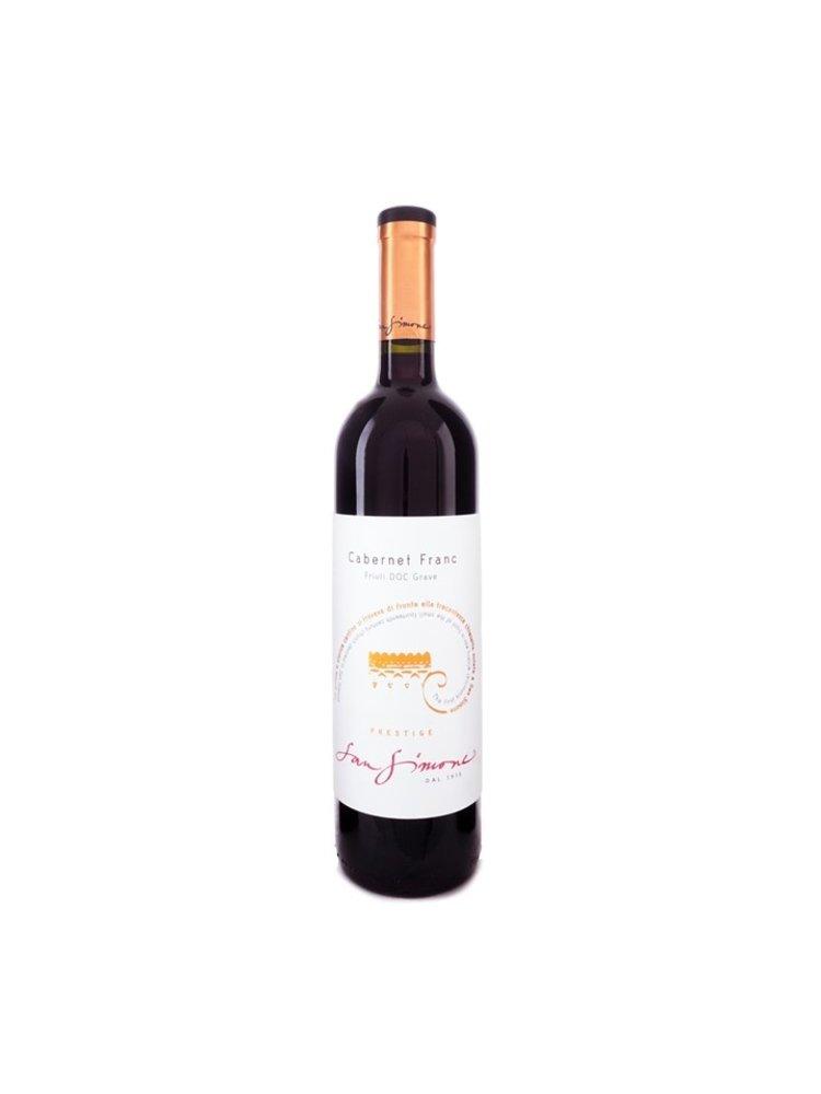"San Simone ""Prestige""  Cabernet Franc Friuli DOC"