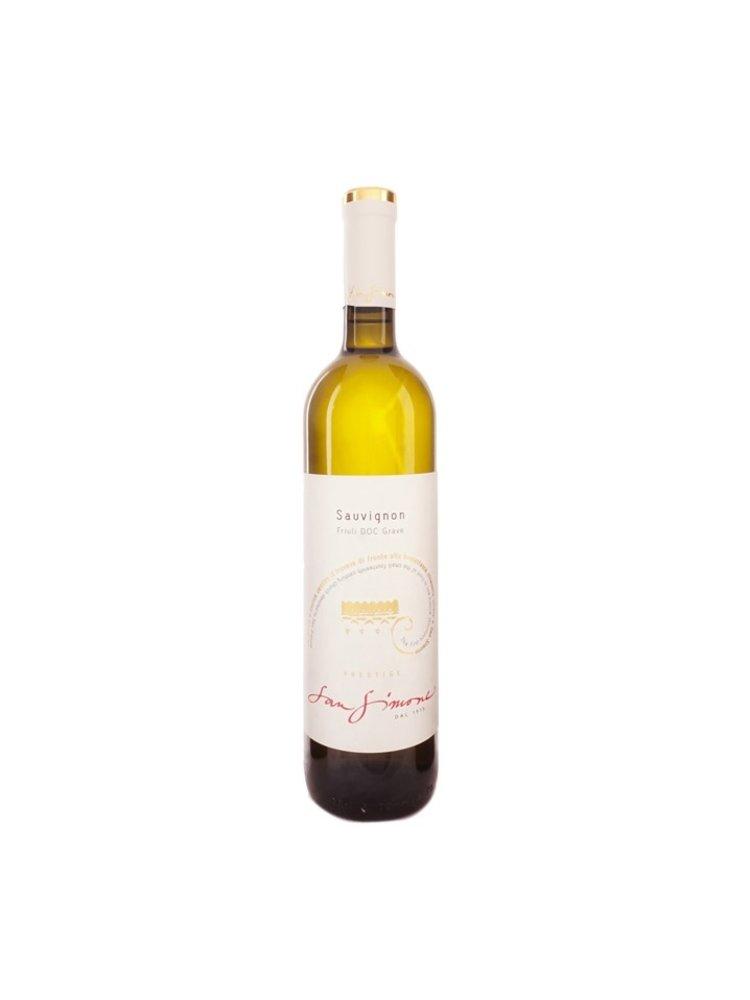"""San Simone """"Prestige""""  Sauvignon Friuli DOC 2019"""