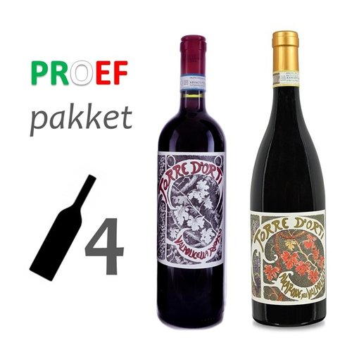 diverse Proefpakket Top uit Valpolicella