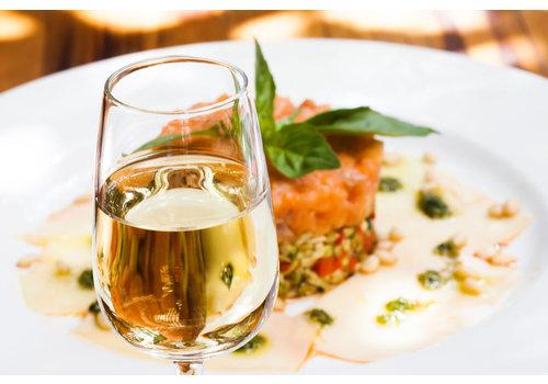 Wijn spijs selectie