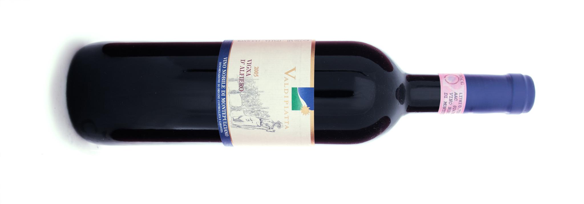 Valdipiatta Vino Nobile d'Alfiero 2006