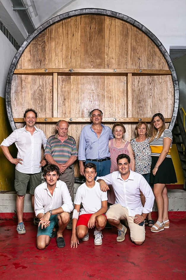 Aresca Vini wijnbedrijf