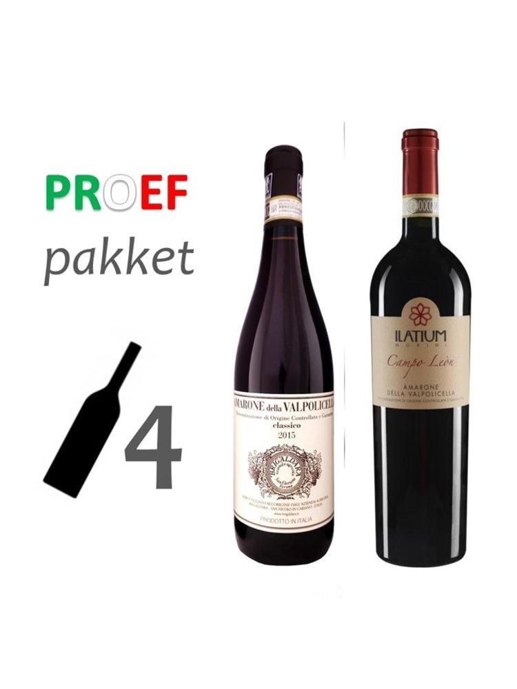 diverse Proefpakket Amarone Amore
