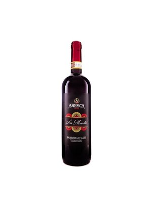Aresca Vini Barbera d'Asti DOCG 2018 - La Moretta