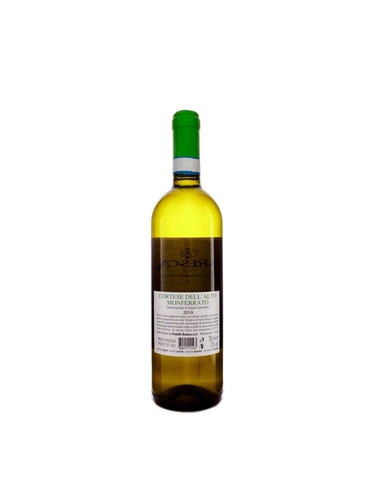 Aresca Vini Cortese dell'Alto Monferrato DOC 2019