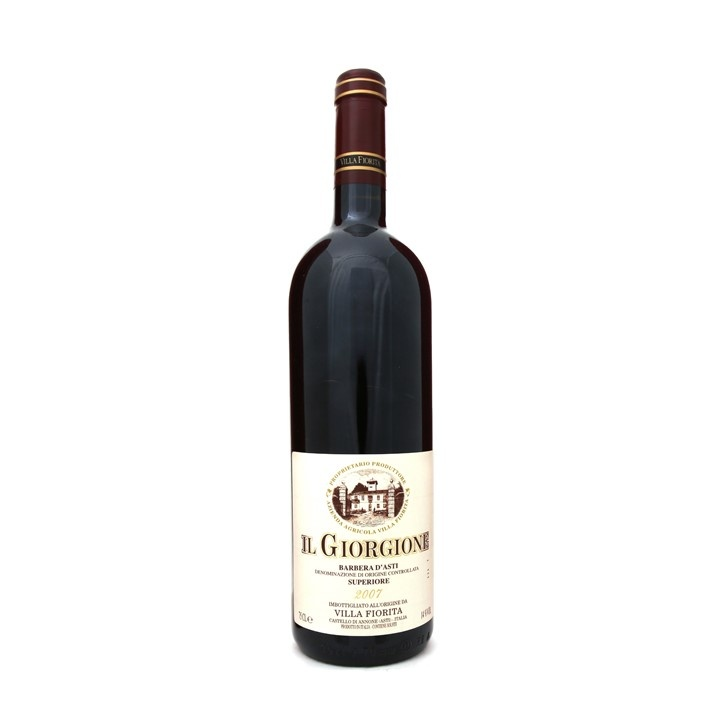 Il Giorgione 2011 DOCG Barbera d'Asti Superiore