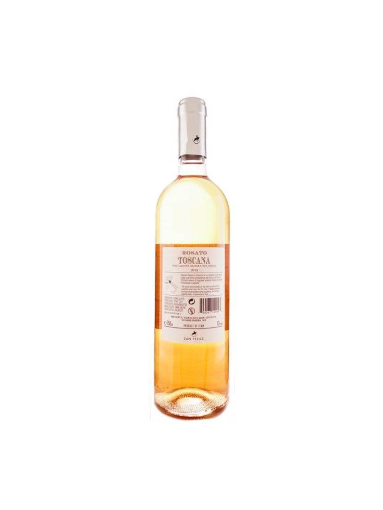 "Agricola San Felice Rosato ""Rose"" Toscana IGT"