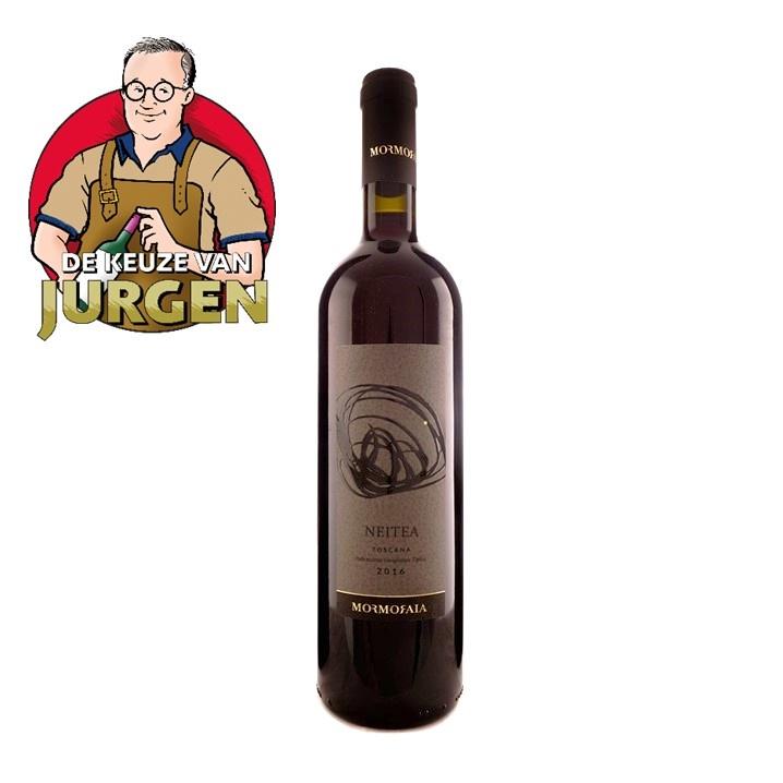 Mormoraia Mormoraia  'Neitea' Toscana Rosso Sangiovese IGT Organic