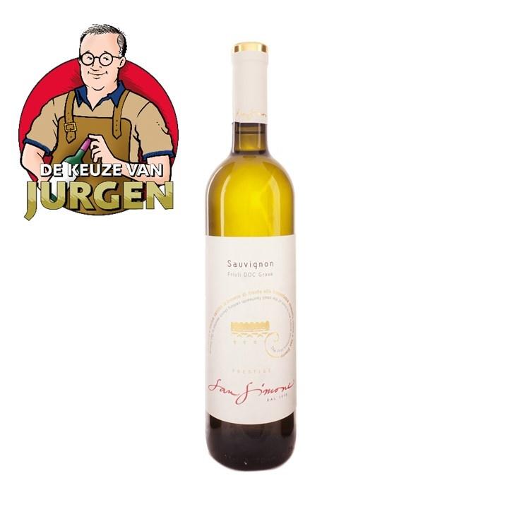"""San Simone """"Prestige""""  Sauvignon Friuli DOC"""