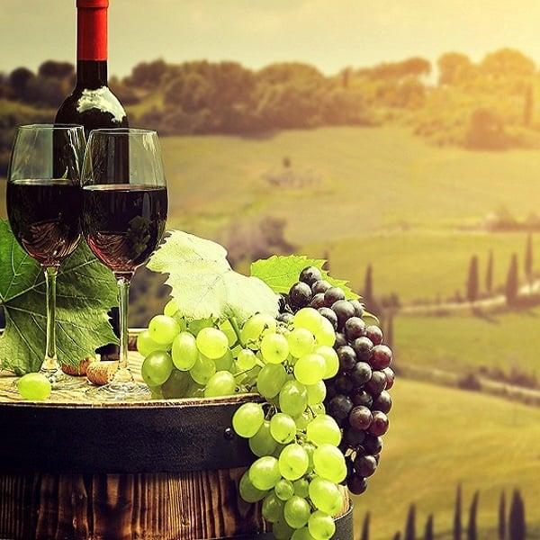 Toscaanse wijn