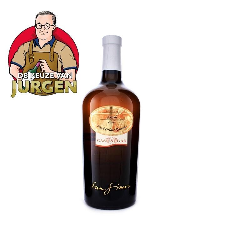 """San Simone Pinot Grigio Ramato DOC """"Case Sugan"""" 2019"""