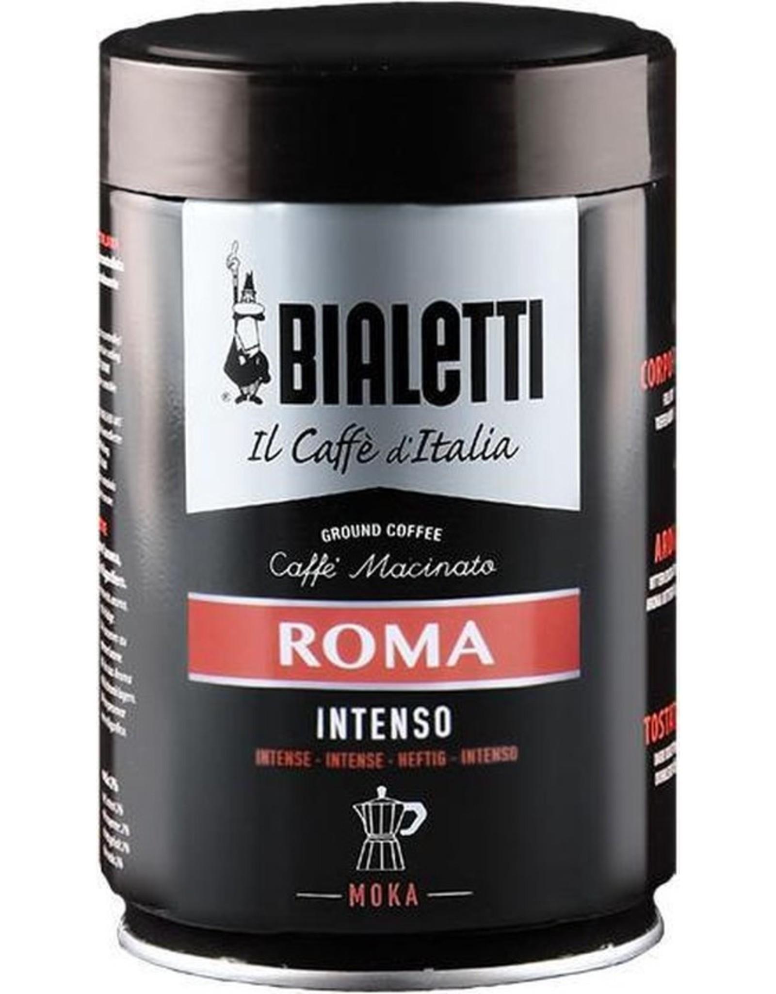 BIALETTI KOFFIE BIALETTI CAFFE MACINATO 250GR ROMA