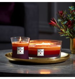 WOODWICK WOODWICK 307371 ELLIPSE TRILOGY HOLLIDAY CHEERS