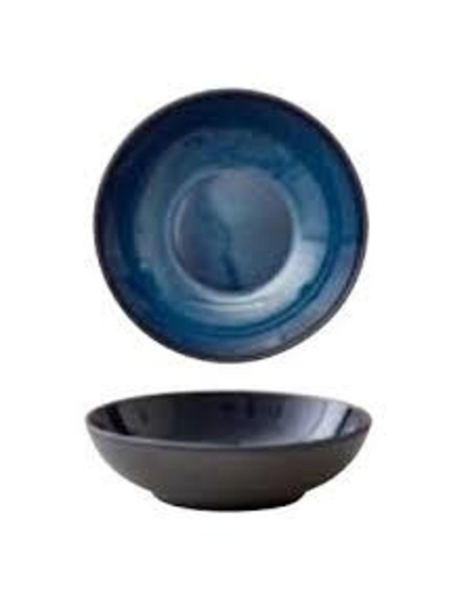 BITZ BITZ 011193 PASTA BOWL 20 CM BLACK/DARK BLUE