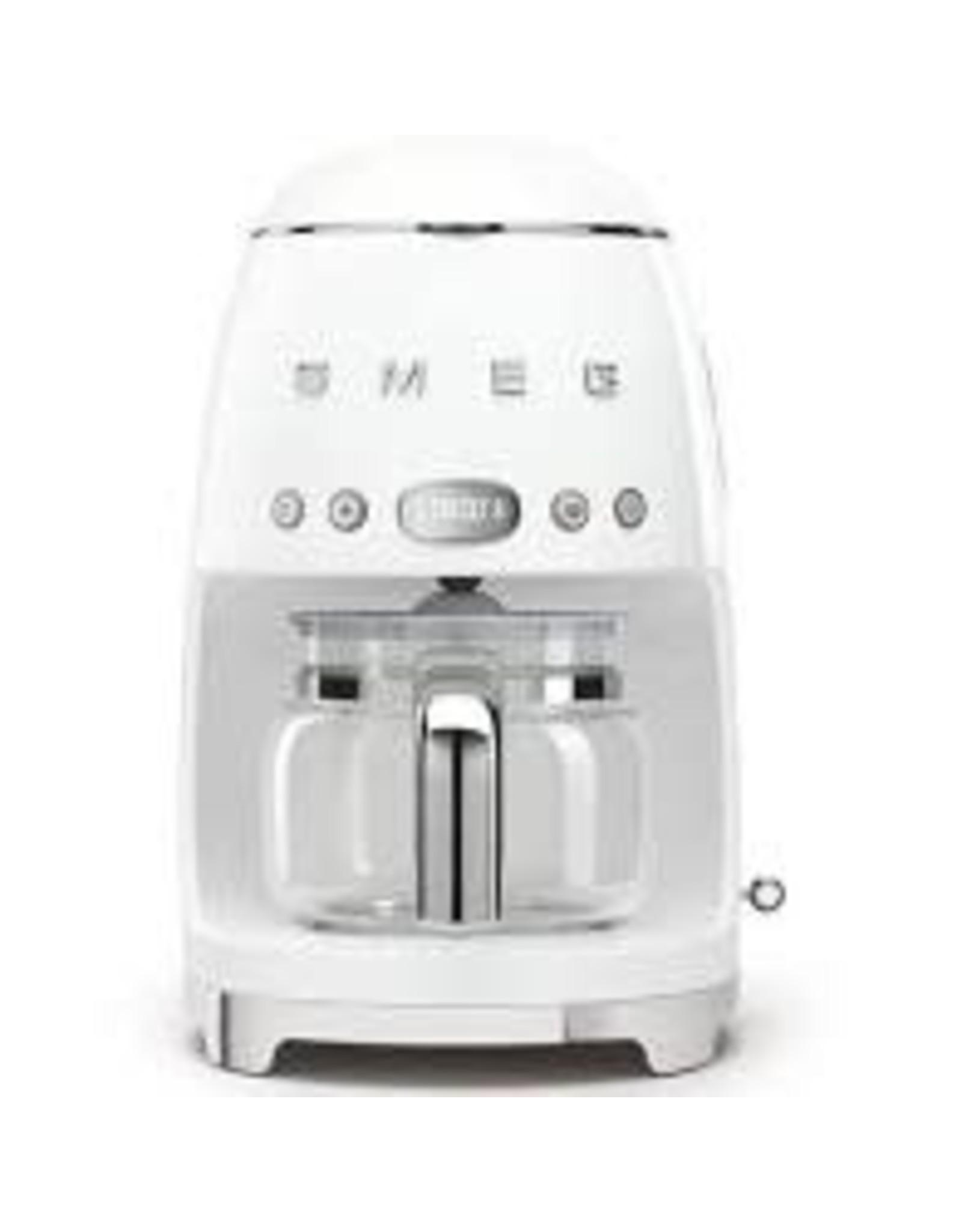 SMEG SMEG DCF02WHEU KOFFIE MACHINE WHITE