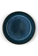 BITZ BITZ 821263 SOUP BOWL 18X4.8CM BLACK/DARK BLUE