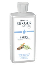 MAISON BERGER 500ML 115361 PURE WHITE TEA