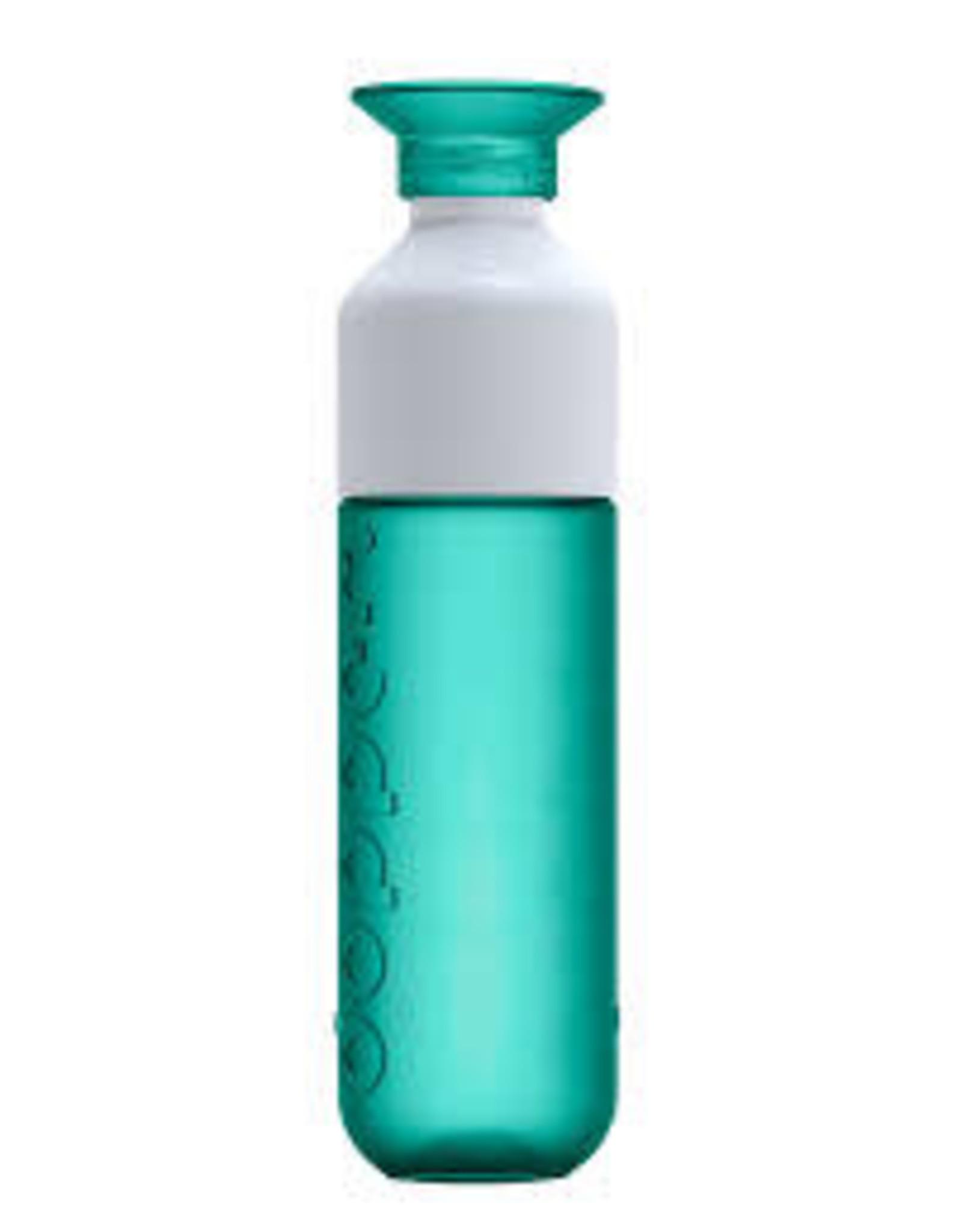 DOPPER DOPPER DRINKFLES 450ML SEA GREEN