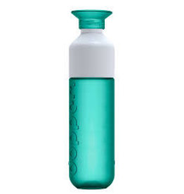 DOPPER DOPPER DRINKFLES 450ML SEA GREEN
