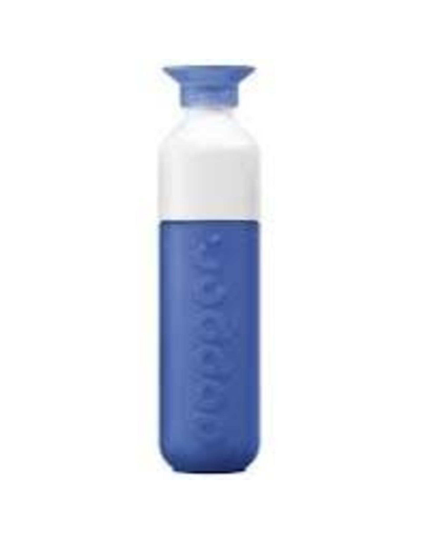 DOPPER DOPPER DRINKFLES 450ML PACIFIC BLUE