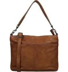BEAR DESIGN LEDERWAREN BEAR DESIGN CP1536 TASJE COGNAC