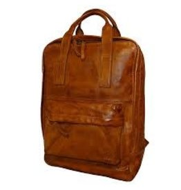 BEAR DESIGN LEDERWAREN BEAR DESIGN CL40464 RUGZAK COGNAC