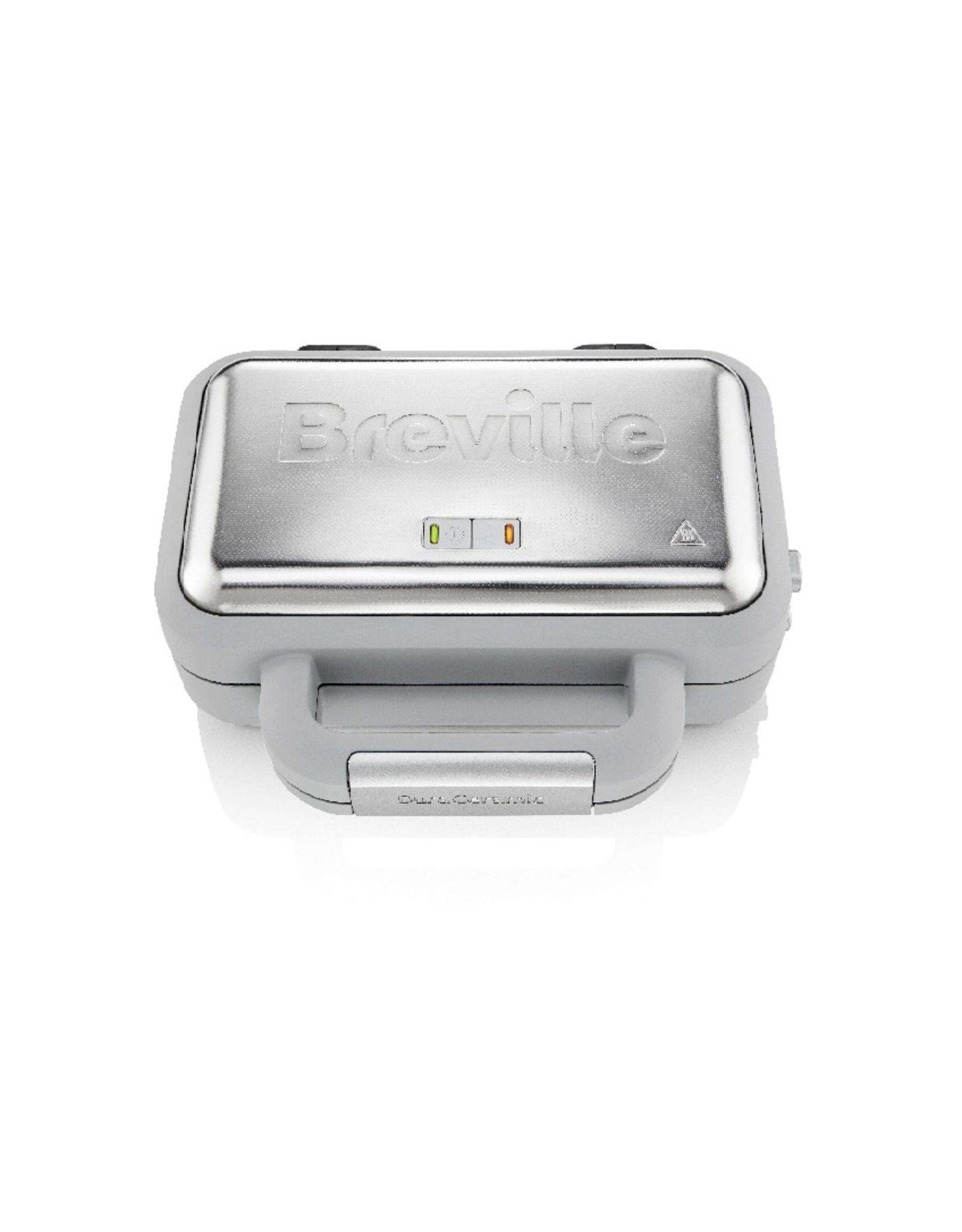 BREVILLE BREVILLE VS072 DURACERAMIC WAFFLE MAKER