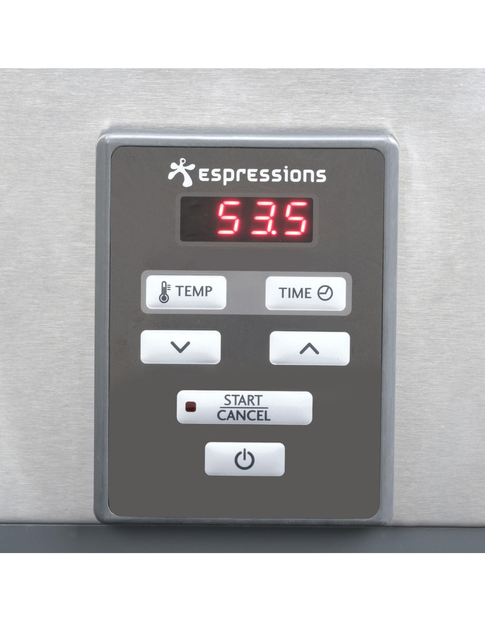 ESPPRESSIONS ESPRESSION EP5000 SMART SOUS-VIDE