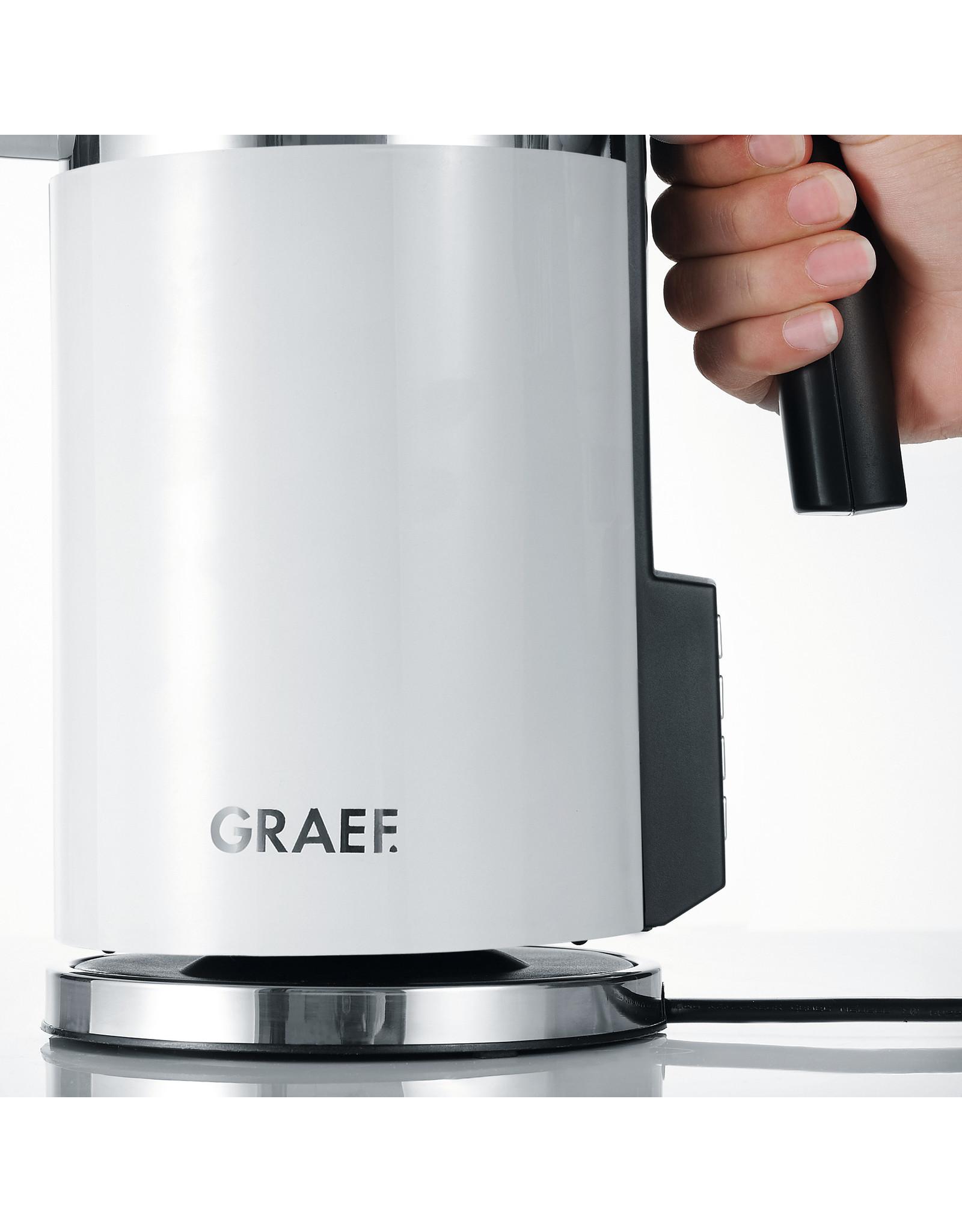 GRAEF GRAEF 45701 WATERKOKER 1.5LTR WK701 WIT  VARIABEL