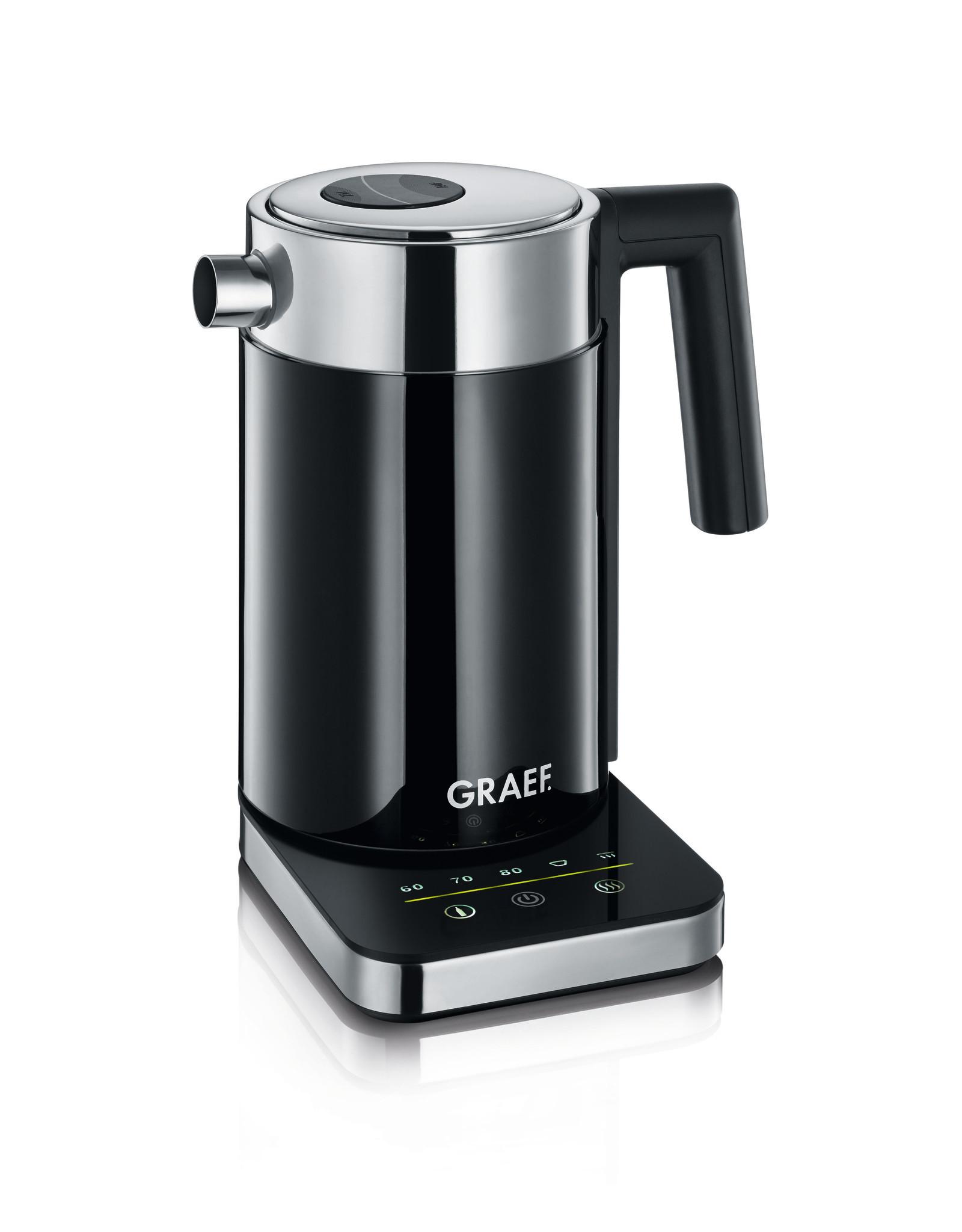 GRAEF GRAEF 45502 WATERKOKER 1 LTR. WK502 VARIABEL ZWART