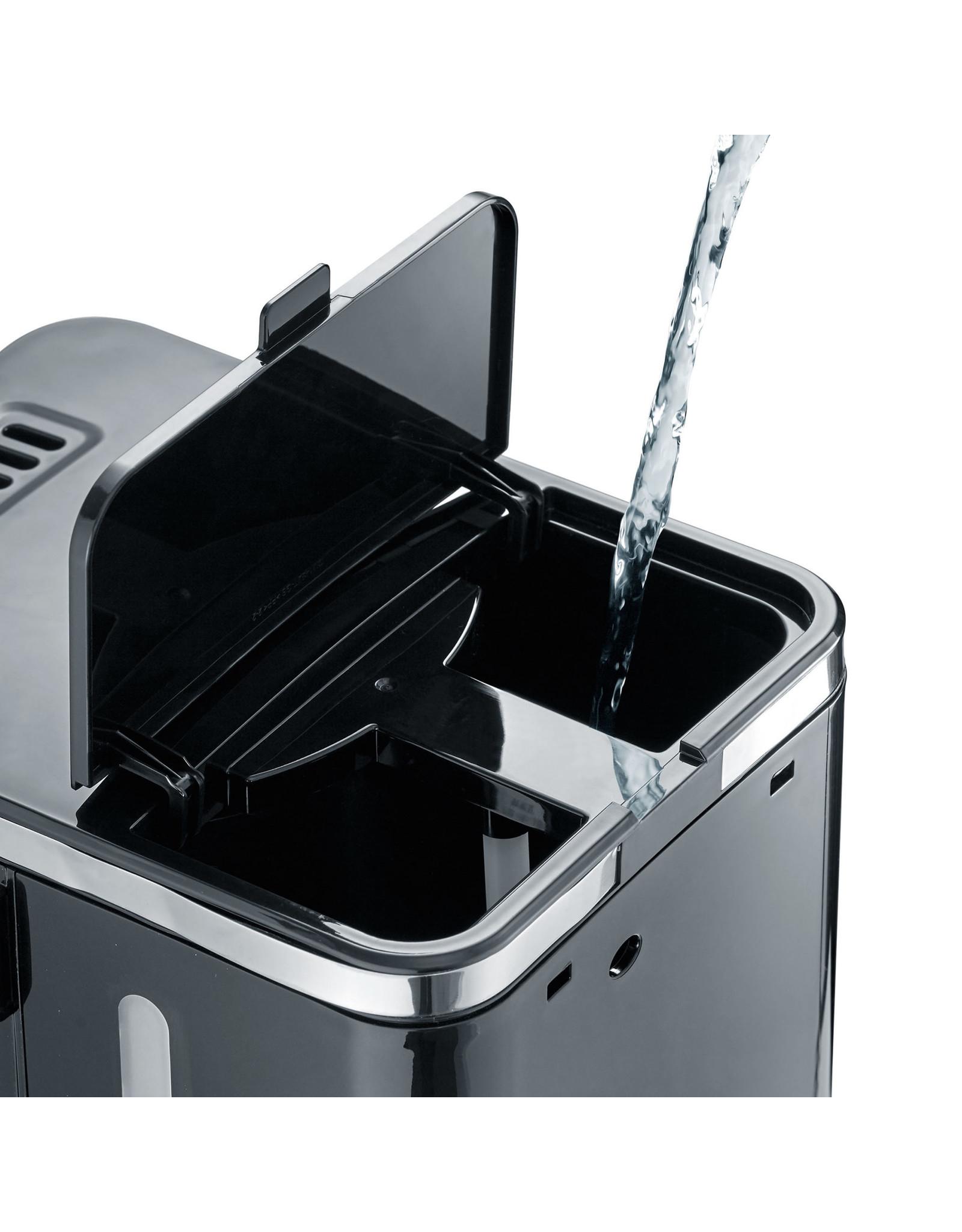 GRAEF GRAEF FK502 SNELFILTER KOFFIEAPPARAAT GLAS