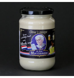 DELICATESSE MAYONAISE 350 GRAM OMA'S RECEPT