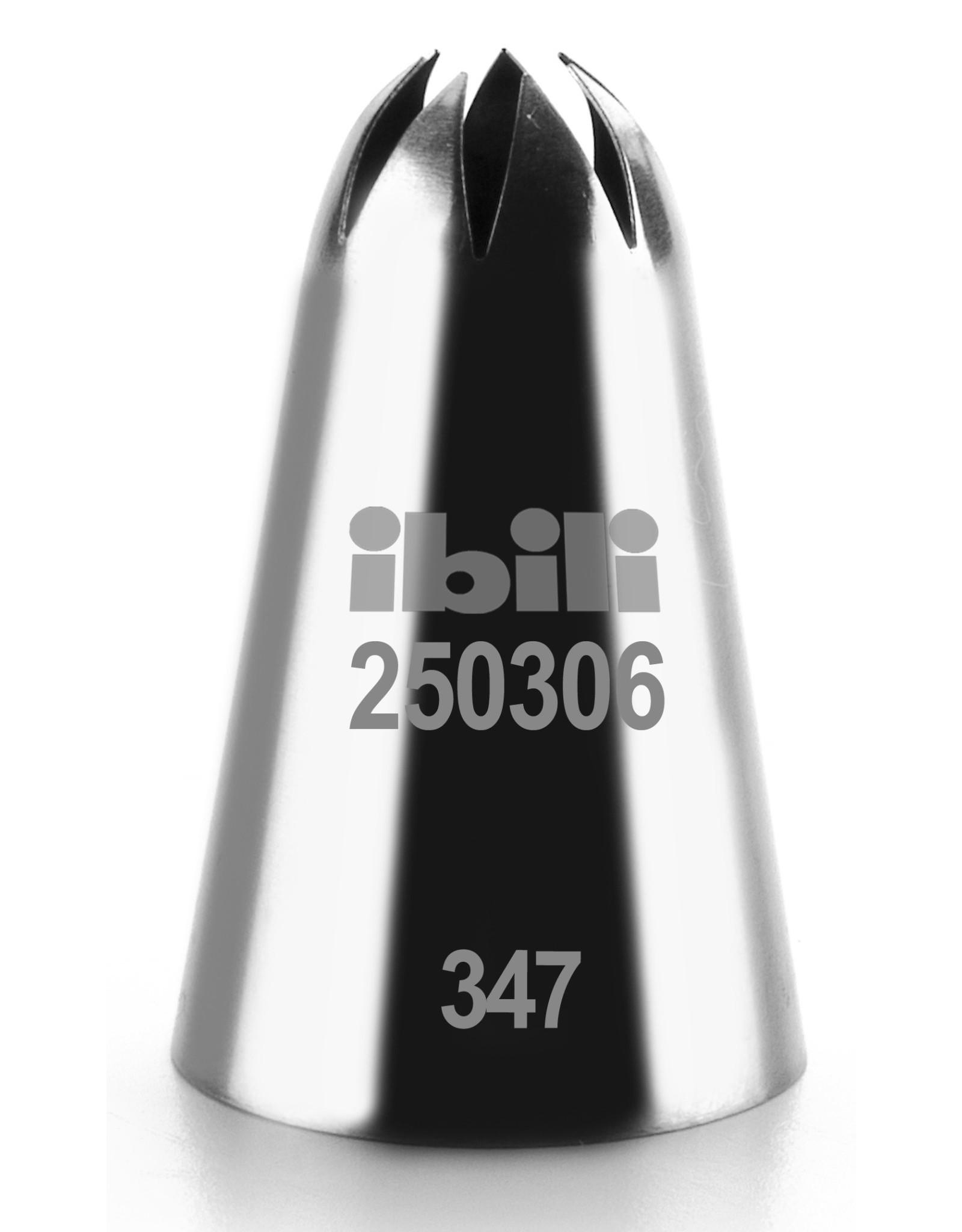 IBILI IBILI 250306 GARNEERSPUIT KARTEL GEBOGEN RVS 6MM