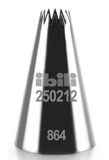 IBILI BAKKEN IBILI 250212 GARNEERSPUIT KARTEL 12MM