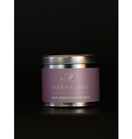 MARMALADE MARMALADE  SOY WAX CANDLE PINK PEPPER & PLUM