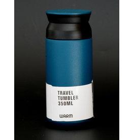 TRAVEL TUMBLER  ZEEBLAUW 350ML