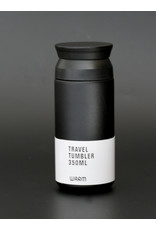 TRAVEL TUMBLER  ZWART 350ML
