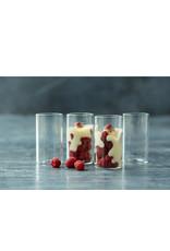 BLOMSTERBERGS KEUKEN BLOMSTERBERGS 913125 DESERT GLAS 10X5 CM 6DLG