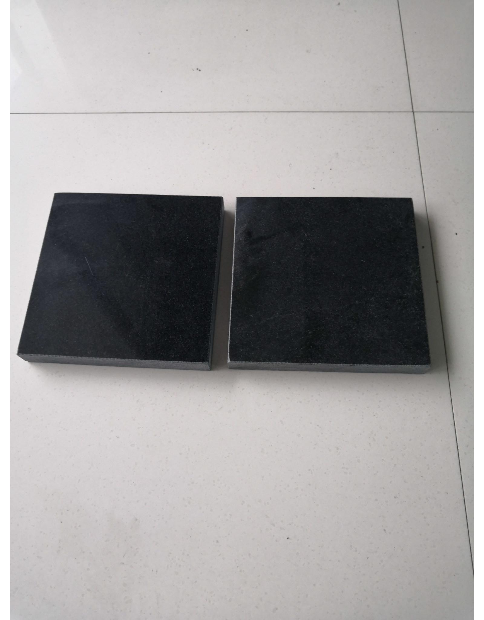 SODAHL SODAHL 727549 GASTENDOEKJE 30X30CM COMFORT BLACK